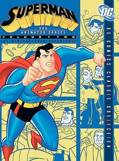 Following the lead of the retooled BATMAN cartoons, the legendary Man of Steel gets his own modernized update in SUPERMAN: THE ANIMATED SERIES. Operating under the auspices of meek, bespectacled alter