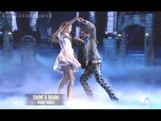 Sadie Robertson & Mark - Pasodoble - DWTS 19 (Halloween) Possibly one of my most favorite Paso Doble yet. It's by the Kongos.never heard of them but I love this song. Robertson Family, Sadie Robertson, Mark Ballas, Youtube Halloween, Duck Commander, Show Dance, Duck Duck, Star Show, Dance Fitness