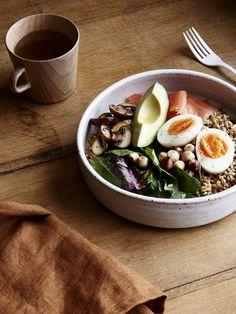 Barley Breakfast Bowl