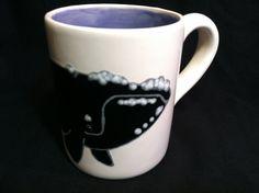 Right Whale Mug.