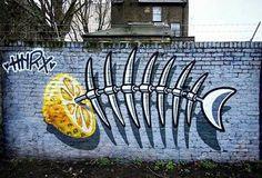 #GraffitiLondon