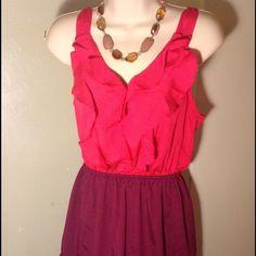 Mossimo Berry Dress