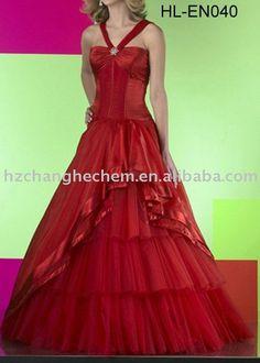 Elegant dress for Christmas