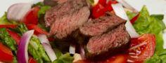 Steak Salad - it's delicious!