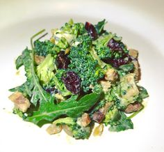 Broccoli Salad with