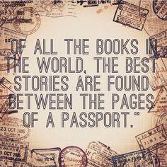 Istina :) #putovanja #pasoš #citati #travel #travelquotes