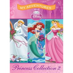 My Adventures with Disney Princess 2 - 8x11 Soft Cover Book - Personalized Books - Books | Tv's Toy Box