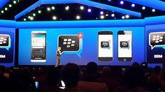 Enlaces oficiales para descargar BBM para Android y iPhone