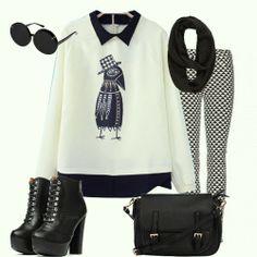 #ShareIG #fashion #sheinside #girl #love #beautiful #womenclothes #follow fashion Sweatshirt from sheinside.com @sheinside_official get 15% off with Coupon code:SPR15, go to sheinside.com,search item number:sweatshirt13123102 ,Price:US$32.79