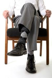 Dress socks are perfect final touches for both suits and tuxedos.