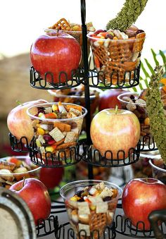 healthy cowgirl party snacks