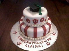 Celebrate graduation and IU with CAKE!