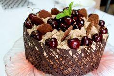 Cooking with Zoki: Bogata torta od čokolade i višanja