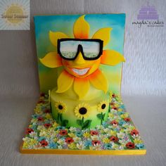 Sweet Summer Collaboration by Magda's Cakes