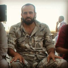 A real #hero a real #man a real #Syrian #man  @AbdulqadirAlSalih @HajjiMaree #AssadWarCrimes #Save_Syria #stop_assad
