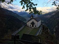 Chiesetta di Sn Silvestro Imer Belluno Dolomiti Veneto Italia