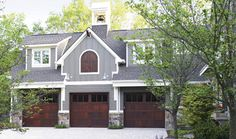 @Clopay Doors | Residential Garage Doors and Entry Doors | Commercial Doors Reserve Collection Limited Edition Series Wood Carriage House Garage Doors