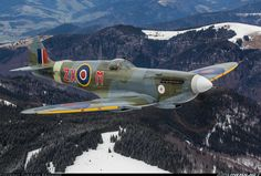Supermarine 359 Spitfire HF8C aircraft picture