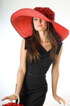 I need somewhere I can wear a hat like this