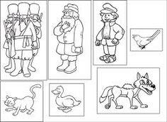 Kleurplaten Peter En De Wolf.47 Beste Afbeeldingen Van Peter En De Wolf Wolf Wolves En Peter O