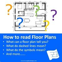 How To Read Floor Plans Thumbnail Floor Plans How To Plan Site Plans