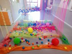 Gross Motor Activities, Sensory Activities, Sensory Play, Infant Activities, Reggio Emilia, Rio Party, Kids Motor, Baby Lernen, Toddler Play