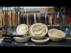 ▶ Woodturning Bowls blanks Explained part Two - YouTube