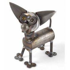 Chihuahua - 7x6x8.5 (LxWxH)