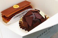 Untitled. via Tumblr #sweet #luxury #chocolate #delicious #cream #instafollow #yummy #FF #chocolates #F4F