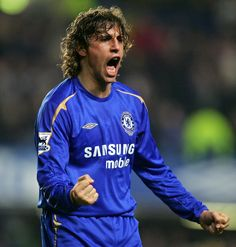 Squawka Exclusive: Hernan Crespo On Chelsea, Aguero And Gerrard