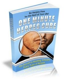 http://www.coldsoresonlips.info/one-minute-herpes-cure-review.html 1 Minute Herpes Cure summary. The One Minute Herpes Cure