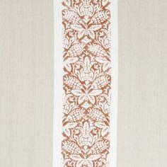 Robert Allen PELHAM HOUSE CORAL REEF Fabric