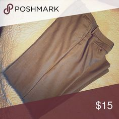 Gap taupe trousers /work pants Gap trousers great condition GAP Pants Trousers