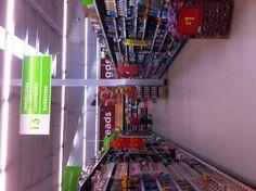 Medicine aisle