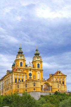 14894.  Monastery of Melk, Austria