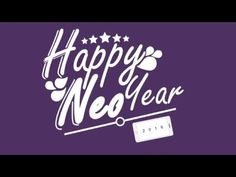 Happy New Year Motion Graphic - YouTube