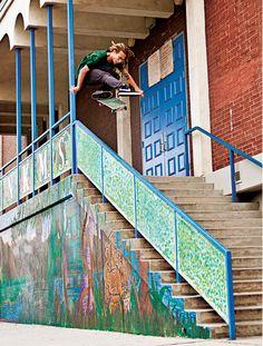skateboarding hoooooooooaaa!