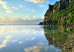 Two Lover's Point in Dededo, Guam. Guam is an organized, unincorporated territory of the United States