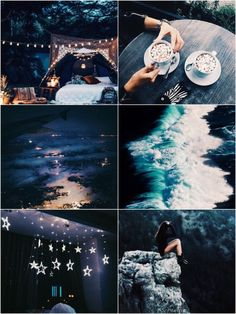 Image from - Christina Witch Aesthetic, Aesthetic Collage, Character Aesthetic, Blue Aesthetic, Ravenclaw, Photocollage, Pretty Pictures, Mood Boards, Aesthetic Wallpapers