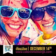 HOUSTON -- DEC. 14th. Support Girls on the Run Greater Houston!