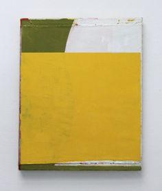 Jai Llewellyn, Canary, oil on canvas, 16.25 x 13, 2014