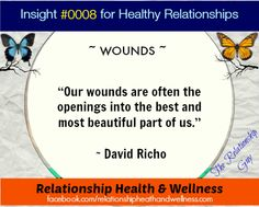 #wounds #relationships