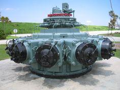 Nordberg 2-Stroke Diesel Radial Engine [2048x1536]