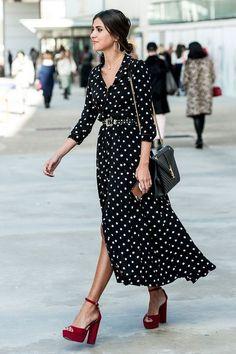 Fashion Outfits: Best Dress Street Style Street style, street fashi...