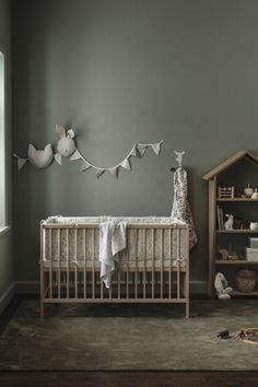 It's little & it's lovely. It's all about the little things. Tiny hands, small steps and little smiles. A collection of Baby Bedroom, Nursery Room, Boy Room, Kids Bedroom, Kids Room Design, Nursery Design, Baby Design, Miffy Lampe, Vintage Nursery Boy