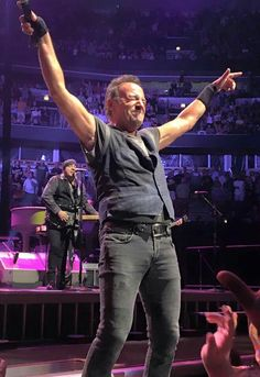 Bruce Springsteen, August 2016.