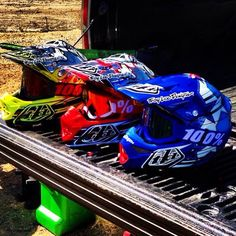 # Dirt bike helmets www.ronpescatore.com Dirt Bike Helmets, Dirt Bike Gear, Dirt Biking, Motocross Love, Enduro Motocross, Riding Gear, Riding Helmets, Bike Equipment, Fox Racing