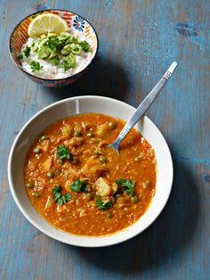 Sopa de col con muchos cocos {Coco} Coco, Ethnic Recipes, Food Recipes