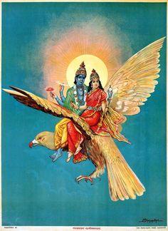Dhurandha (via DAG) Krishna Love, Krishna Art, Ganesha Drawing, Lord Rama Images, Mythology Books, Lakshmi Images, Hindu Dharma, Lord Krishna Wallpapers, Tanjore Painting
