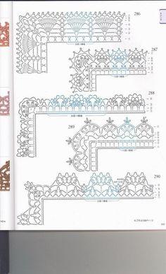 122 pàginas maravillosas de enseñanza pura  Muestras y puntos tejidos de amnera visual con excelente calidad en sus esquemas te los enseña e...